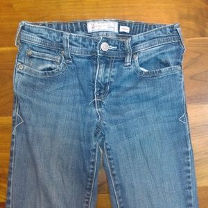 Old Navy Slim fit Low Rise Boot-cut Girls Jeans